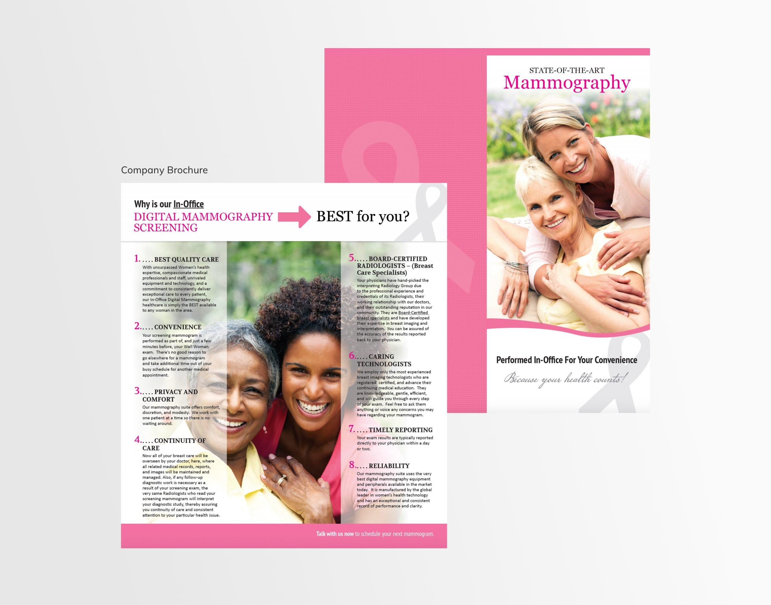 Onsite Mammography Company Brochure